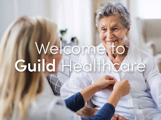Welcome to Guild Healthcare