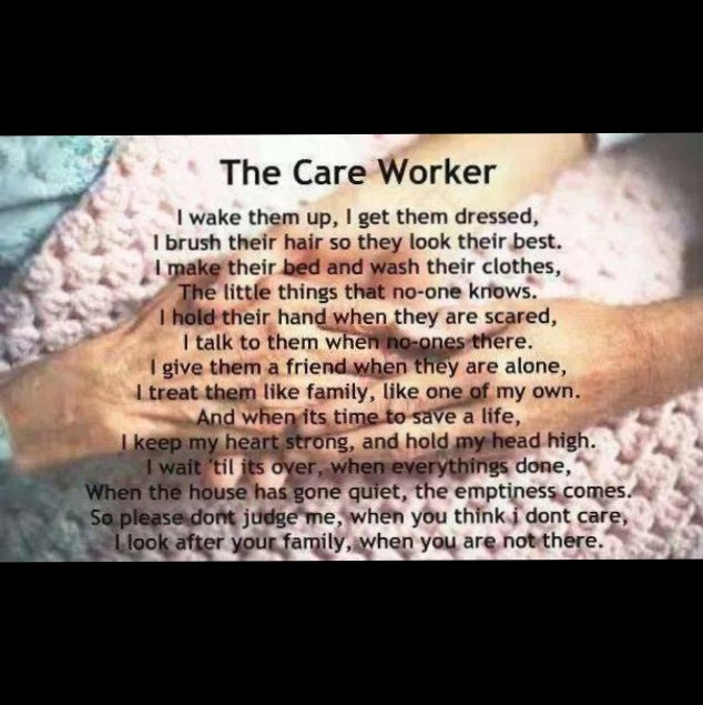💜We Are Thankful For Our Carers💜